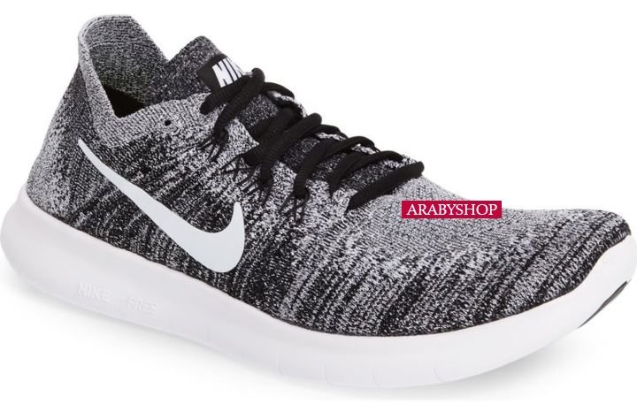 1. New Nike 'Free Run Flyknit' Running Shoes
