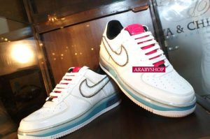 2- Diamond-studded Air Force 1 by Nike - Price $50,000