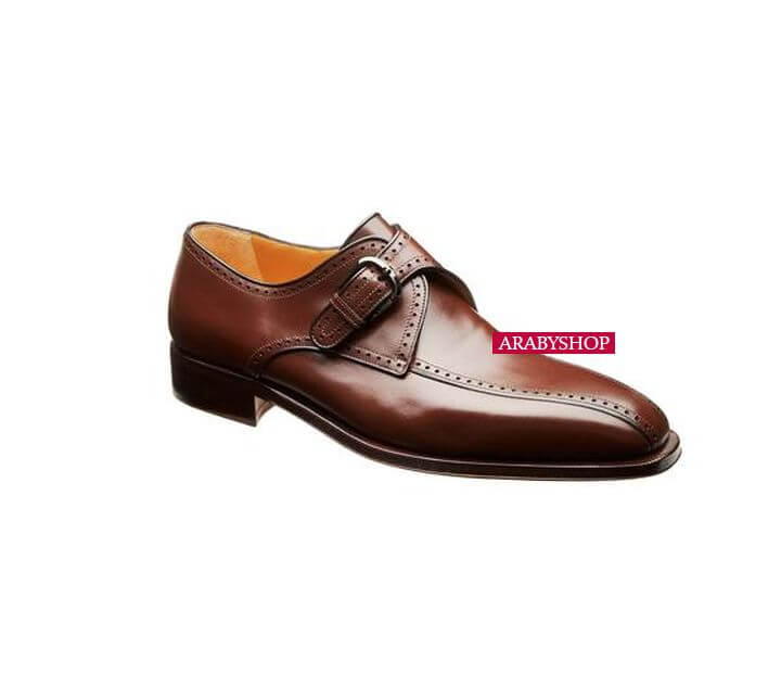 3- Testoni men's dress shoes - Price $38,000