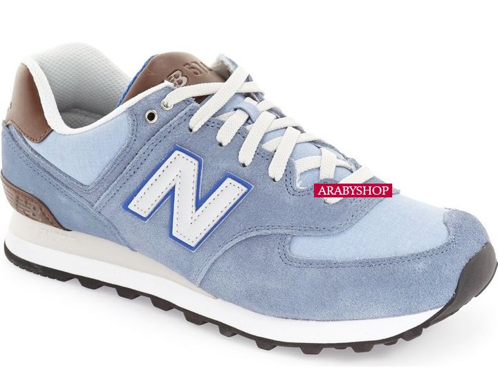 7. New Balance Chambray Blue