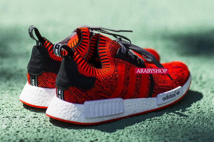 8. NYC Red Apple edition NMD -$2,074